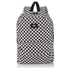 Old Skool II Black White Backpack by Vans in Ingrid Goes West