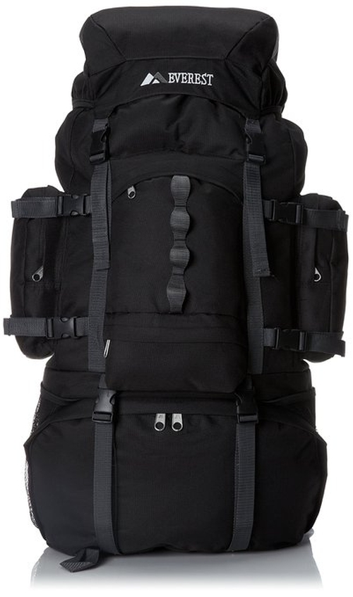 Deluxe Hiking Backpack by Everest in Everest