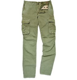 Slim-Fit Cotton Cotton Cargo Trousers by Polo Ralph Lauren in No Escape