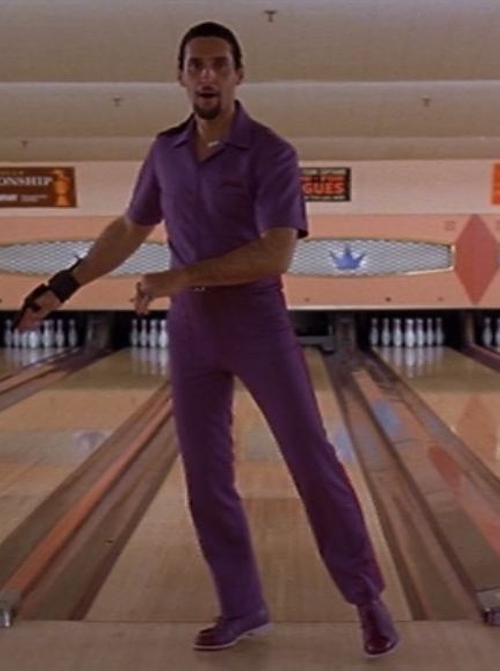 Custom Made Jumpsuit (Jesus Quintana) by Mary Zophres (Costume Designer) in The Big Lebowski