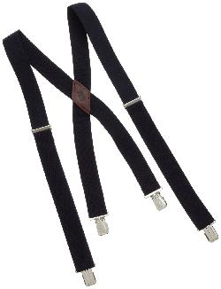 Men's Big And Tall Cotton Terry Suspender by Levi's in The Wolf of Wall Street