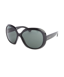 Oversize Solid Color Lens Sunglasses by Ray-Ban in Unfriended