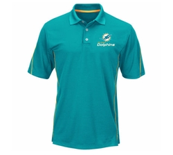 Miami Dolphins Polo Shirt by Majestic in Ballers