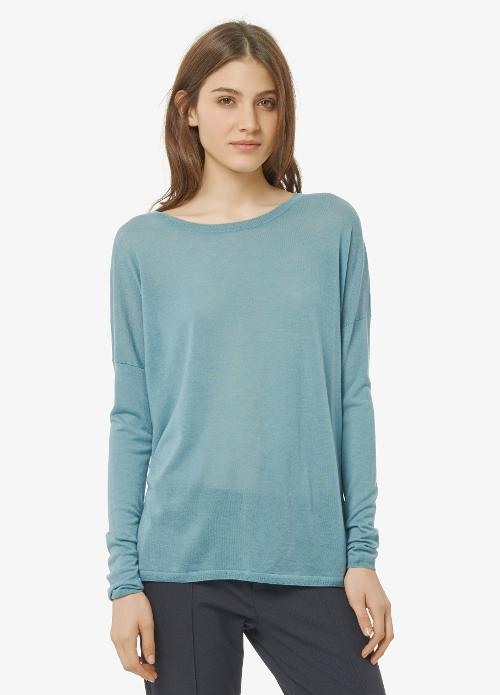 Superwash Crew Neck Sweater by Vince in The Other Woman