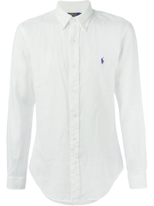Button Down Shirt by Polo Ralph Lauren in Legend