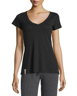 Love Life V-Neck Tee by Peace Love World in Lady Dynamite