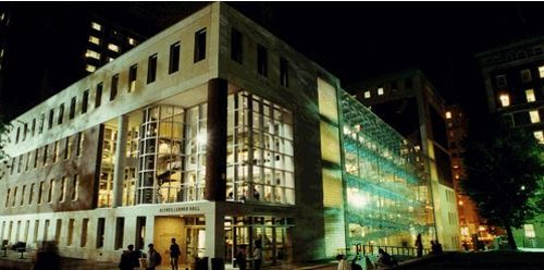 Alfred Lerner Hall New York City, New York in Top Five