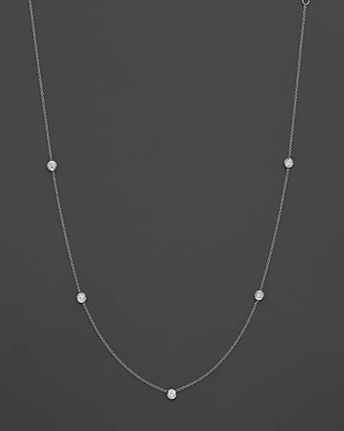 Diamond Gold Chain Necklace by Diamond Station in Blackhat