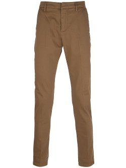 Classic Chino Pants by Dondup in Birdman