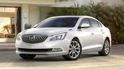 Lacrosse Sedan by Buick in Ballers
