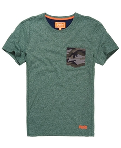 Festival Pocket T-Shirt by Superdry in Paper Towns