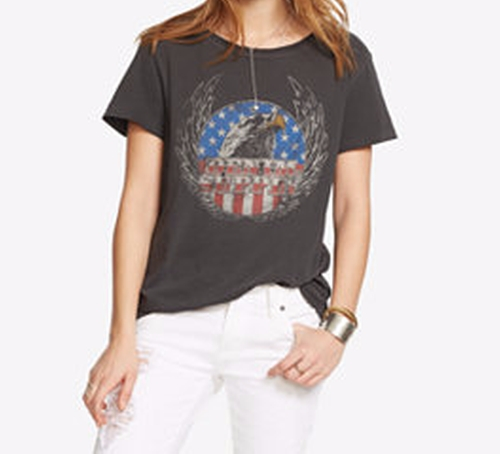 Drapey Graphic T-Shirt by Denim & Supply Ralph Lauren in The Mick - Season 1 Preview