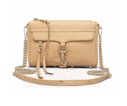 Mini MAC Crossbody Bag by Rebecca Minkoff in Pretty Little Liars - Season 7 Episode 5