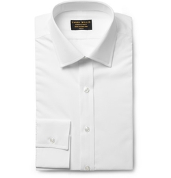 Cotton Dress Shirt by Emma Willis in Suits