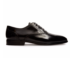 Gilbert Leather Brogues Shoe by Paul Smith in House of Cards