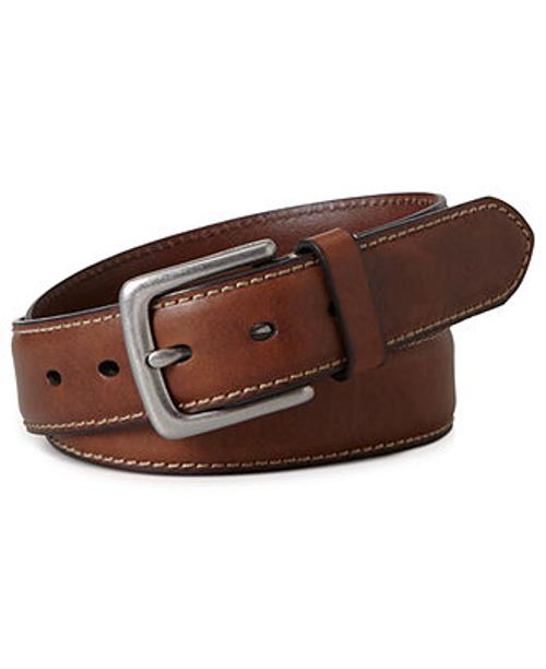 Aiden Leather Belt by Fossil in We're the Millers
