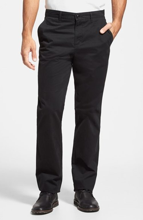 Classic Fit Gabardine Chinos by Lacoste in Crazy, Stupid, Love.