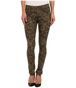 Camo Jacquard Five-Pocket Pant by DKNY Jeans in Laggies