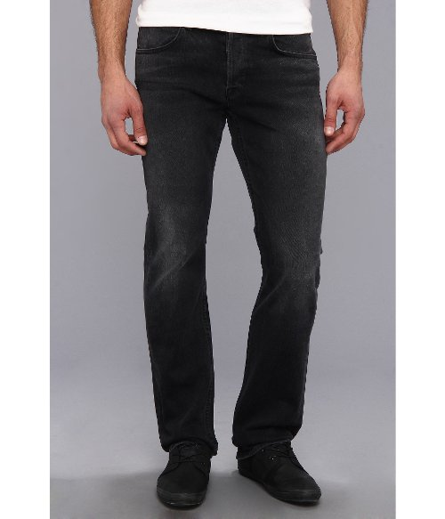 Byron Five-Pocket Straight Leg Jeans by Hudson in The Best of Me