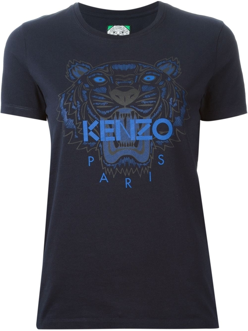 'Tiger' T-shirt by Kenzo in Man of Tai Chi