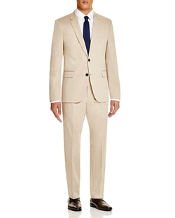 Aeron/Hamen Extra Slim Fit Solid Suit  by Hugo  in New Girl