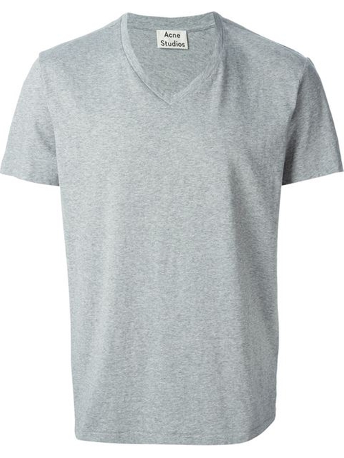 V-Neck T-Shirt by Acne Studios in Fast Five