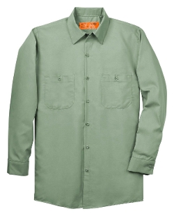 Men's Industrial Work Shirt by Cornerstone in Max