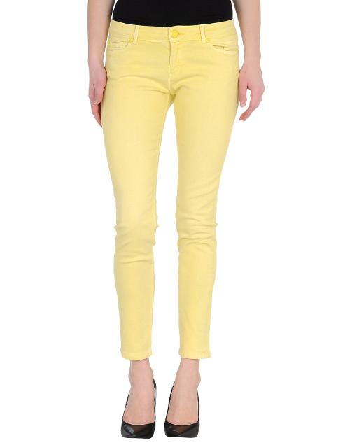 Denim Pants by Love Moschino in Laggies