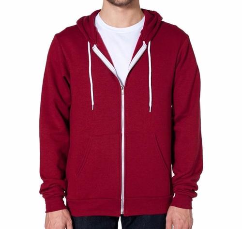 Flex Fleece Zip Hoodie Jacket by American Apparel in Teen Wolf - Season 5 Looks