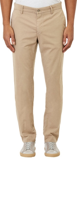 Washed Poplin Chinos Pants by Mason's in Begin Again