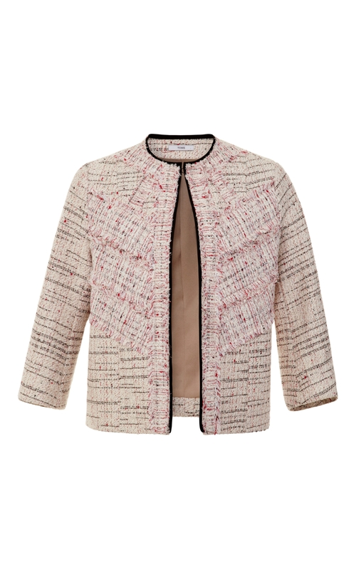 Tweed Jacket by Tome in The Mindy Project - Season 4 Episode 11