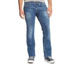 Bootcut Folsom Blues-Wash Jeans by Guess in Me and Earl and the Dying Girl