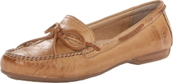 Women's Janet Tie Loafer by Frye in The Longest Ride