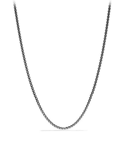 Medium Box Chain Necklace by David Yurman in Only God Forgives