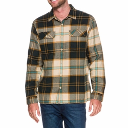 Fjord Flannel Shirt by Patagonia in New Girl