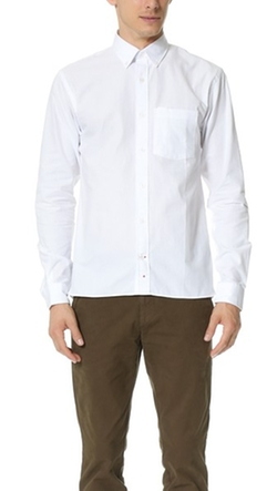 Oxford Button Down Shirt by Apolis in Joy