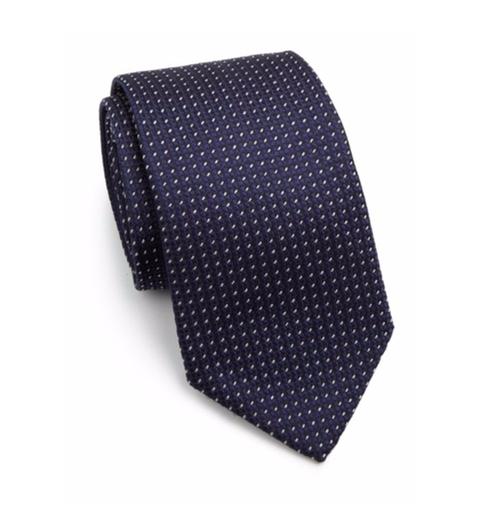 Printed Silk Tie by Armani Collezioni in Suits - Season 6 Episode 3