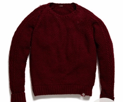 Knitted Sweater by Zara Man in The Secret Life of Walter Mitty