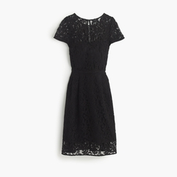 Alisa Dress In Leavers Lace by J. Crew in Unbreakable Kimmy Schmidt