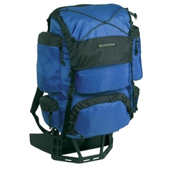 Dragonfly External Frame Pack by Outdoor Products in Scout's Guide to the Zombie Apocalypse