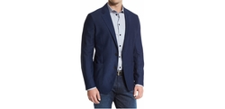 Textured Two-Button Jacket by Armani Collezioni in Lethal Weapon
