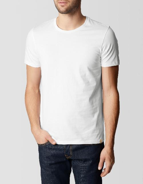 SHORT SLEEVE CREW NECK MENS TEE by TRUE RELIGION in Blended