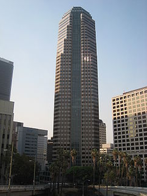 Figueroa at Wilshire Los Angeles, California in Secret in Their Eyes