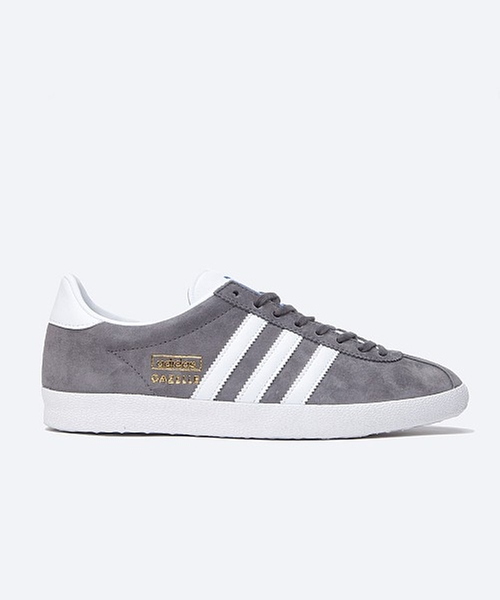 Gazelle OG Trainer Shoes by Adidas in Fifty Shades of Black