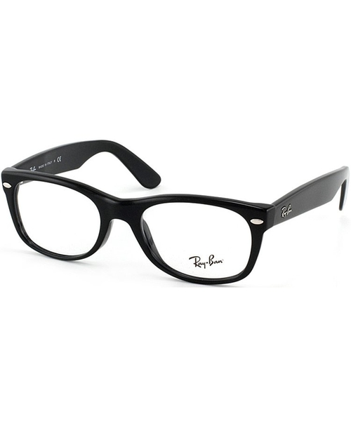 Wayfarer Eyeglasses by Ray Ban in New Girl - Season 5 Episode 2