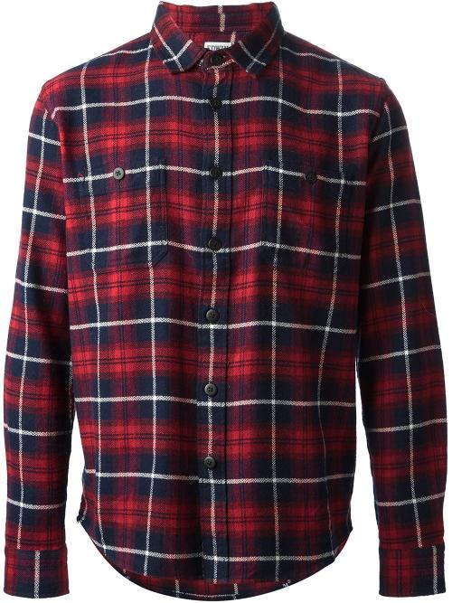 Plaid Shirt by Edwin in Chronicle