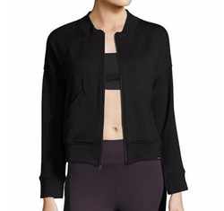Boxer Bomber Track Jacket by Koral Activewear in Power