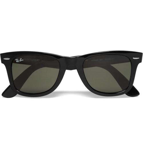 Original Wayfarer Acetate Sunglasses by Ray-Ban in Zoolander 2