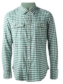Checked Shirt by B.D. Baggies in What If