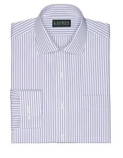 Classic-Fit Striped Warren Dress Shirt by Lauren Ralph Lauren in Ballers